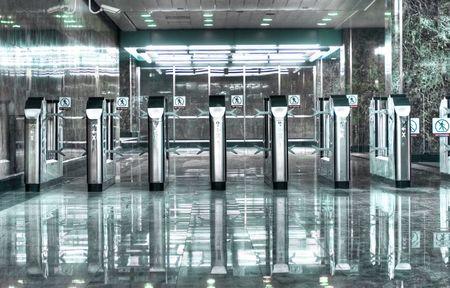 Subway Stock Photo - 491012