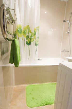 premise: Bathroom Interior