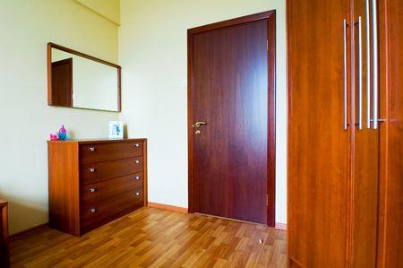 premise: Bedroom Interior Stock Photo