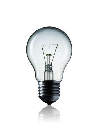 Light Bulb isolated on white background Stock Photo - 6906484
