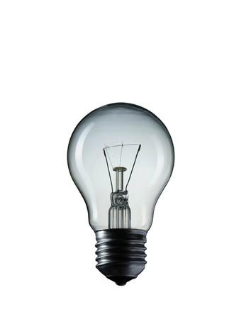 Light Bulb isolated on white background Stock Photo - 7102292