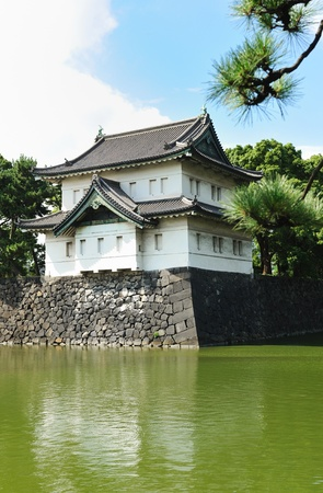 Imperial palace in Tokyo, Japan Stock Photo - 8548955