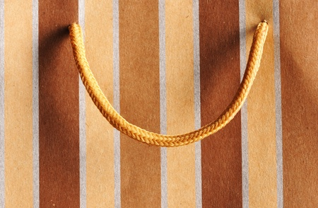 handlers: Shopping bag close up background Stock Photo