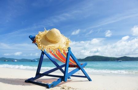 summer landscape: Beautiful beach landscape in Thailand