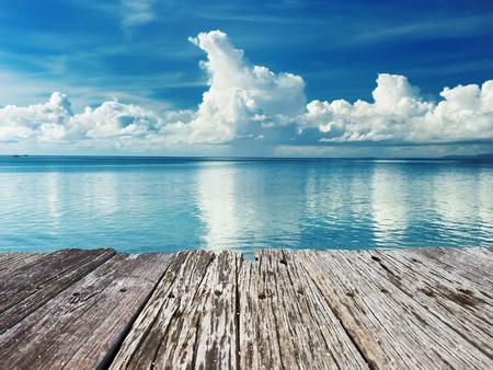 bohol: Beautiful beach at Bohol, Philippines Stock Photo