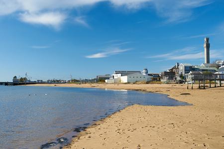 massachusetts: Beach at Provincetown, Cape Cod, Massachusetts, USA.