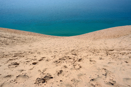 michigan: Sleeping Bear Dunes National Lakeshore, Michigan, USA