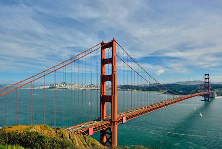 Puente Golden Gate, San Francisco, California, EE.
