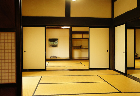 Traditional Japanese Room Style