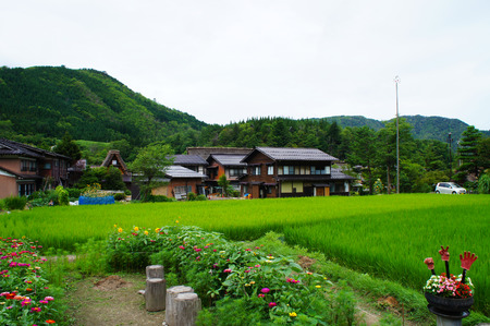 gifu: Historic village of Shirakawa-go, Gifu prefecture, Japan