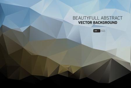 芸術的: 美しい抽象的なベクトルの背景