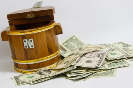 money for life Stock Photo - 17019284