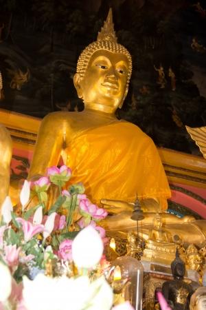 buddha in temple Stock Photo - 17964260