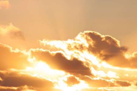 God Ray Stockfoto - 73393128