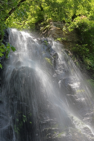 spurt: Waterfall