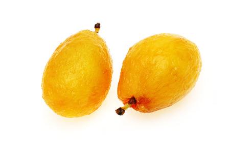 peeled: Peeled prune
