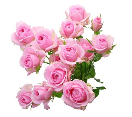 バラの花束 写真素材
