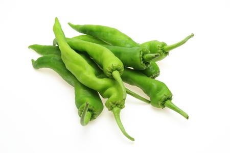 green pepper: Green pepper