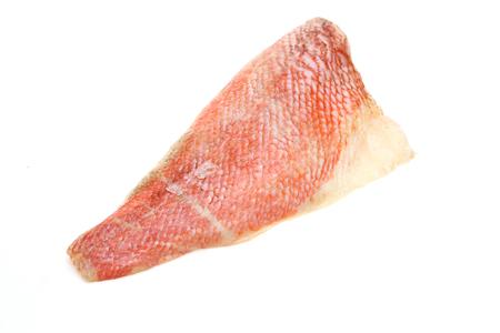 perch: Pacific ocean perch fillet Stock Photo