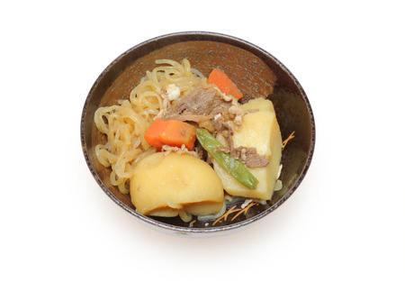 stew: Meat and potato stew