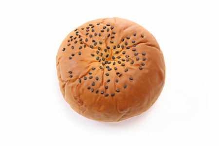Bread roll filled with anko