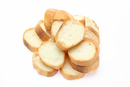 the cut: Cut baguette