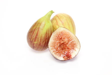 Figs in a white background