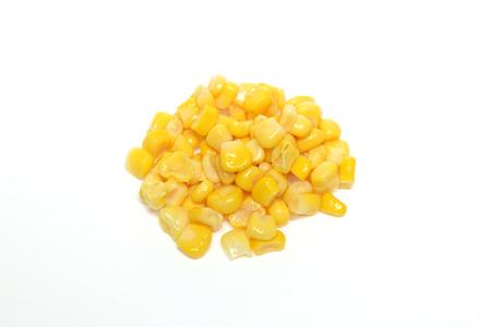 ゆでトウモロコシ 写真素材