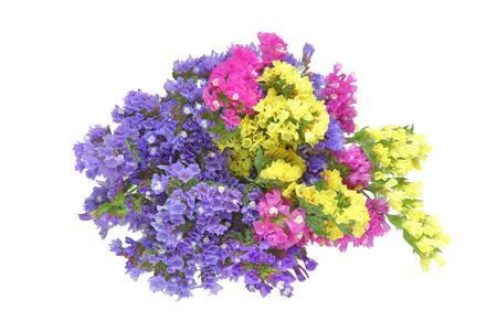 スターチスの花束
