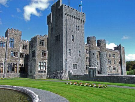Ashford Castle Estate Cong Co. Mayo Ireland