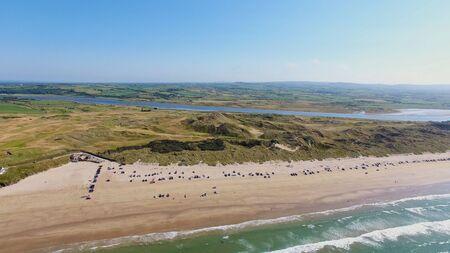 Portstewart Strand Beach Coast Co. Antrim Northern Ireland