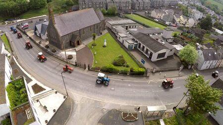 Tractor Show Carnlough Glenarm Vintage