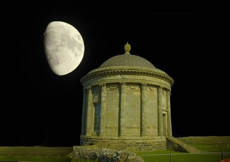 Mussenden Temple County Antrim Northern Ireland