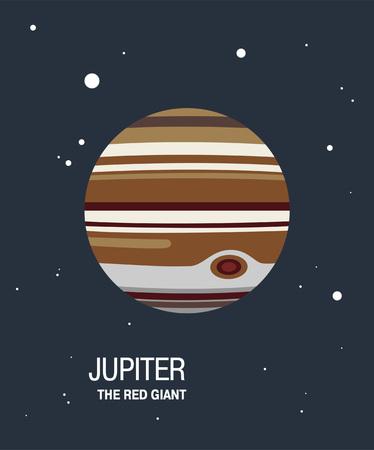 jupiter: jupiter Illustration