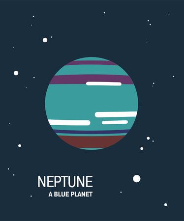 neptune: neptune Illustration