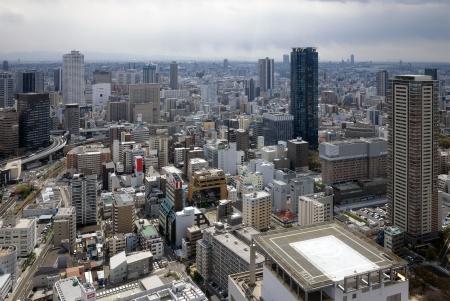 [Local] Cidade de Osaka 15055008-afternoon-bew-lkt-ansicht-der-osaka-kansai-region-skyline-der-stadt