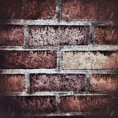 creative: Grunge brick for creative design