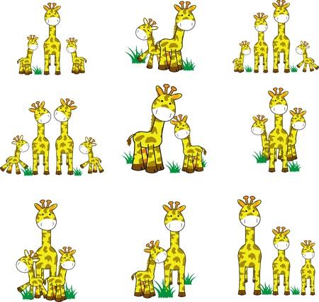 キリン漫画セット