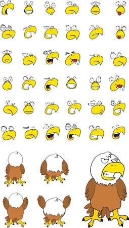 イーグル漫画セット