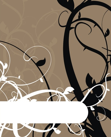 abstract background: ornament forfeiture background