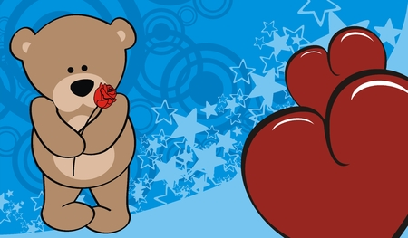 25652393-oso-de-peluche-amor-valentine-wallpaper-de-dibujos-animados-en-formato-vectorial.jpg (450×263)
