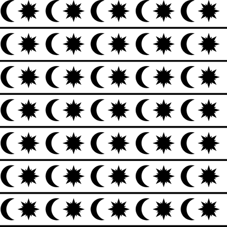 patter: black patter background in vector format very easy to edit Illustration