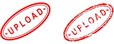 network upload word stamp