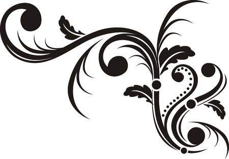 adornment: pattern astratto Vettoriali