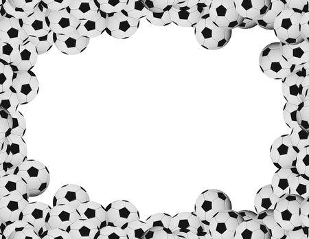 soccer goal: soccer frame