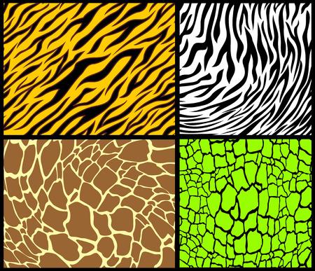 animal print: modelli di stampa degli animali