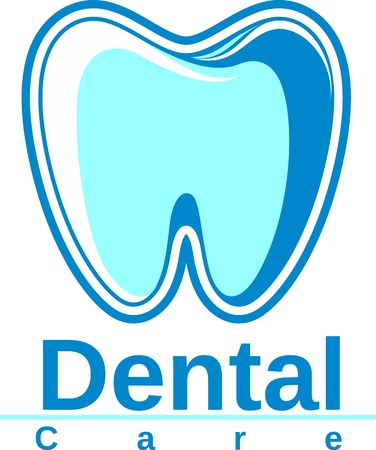 dental logo design 向量圖像
