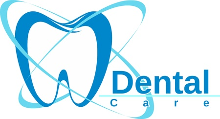 dentistry logotype Stock Vector - 10963509