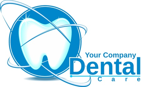 dentistry logotype  Vector