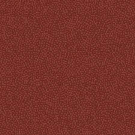 voetbal bruine bal textuur met hobbels naadloos patroon